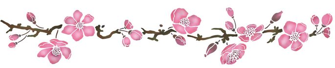 Programme honorer le feminin amour et conscience - Coloriage frise fleurs ...