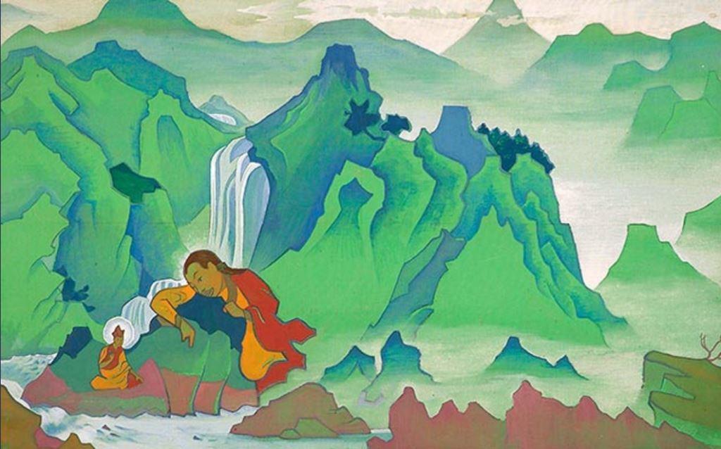 nicholas roerich padma sambhava web