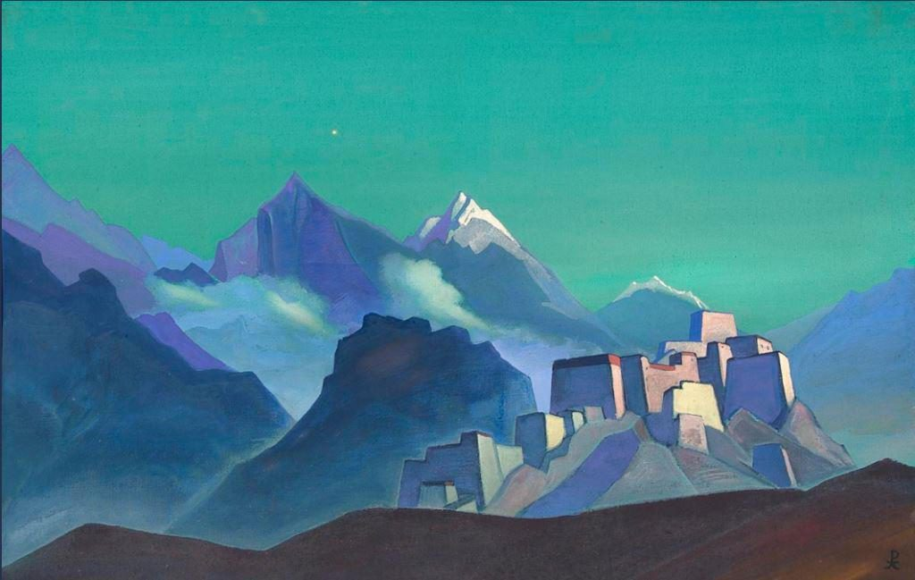 star of the morning nicholas roerich web